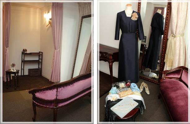 恵比寿エリアのレンタルドレスMama's Dress(ママズドレス)東京店のショップイメージ