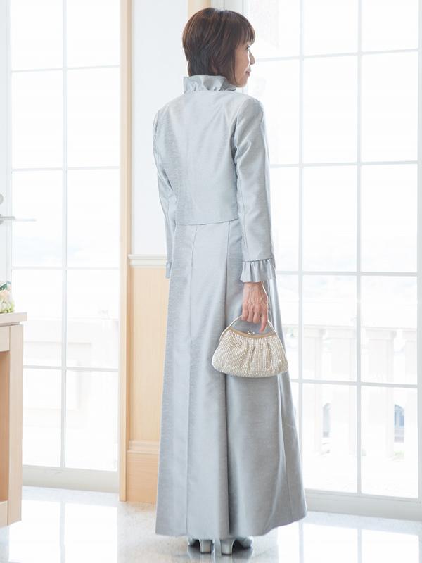 母親の結婚式ドレス